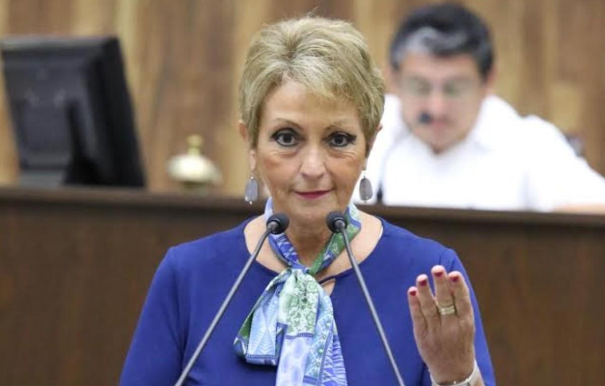 María Ester Alonzo será candidata del PANAL | Desde el Balcon