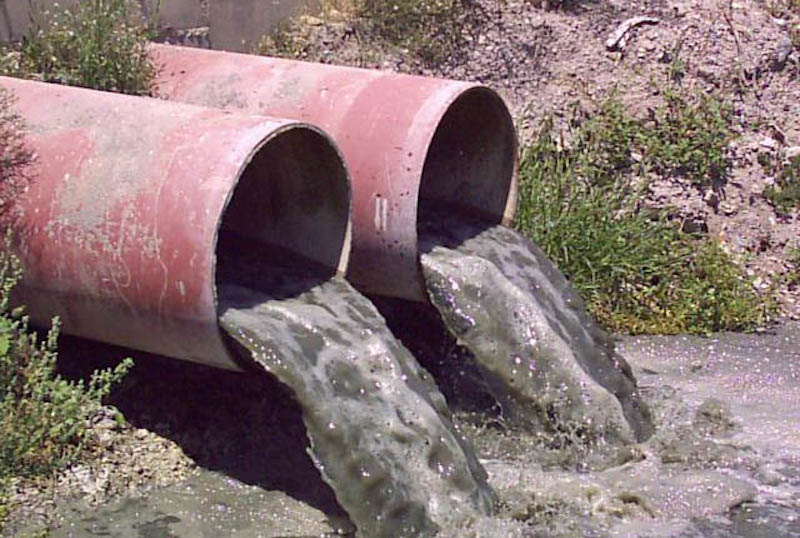 Contaminación de agua, por falta de tratamiento | Desde el Balcon