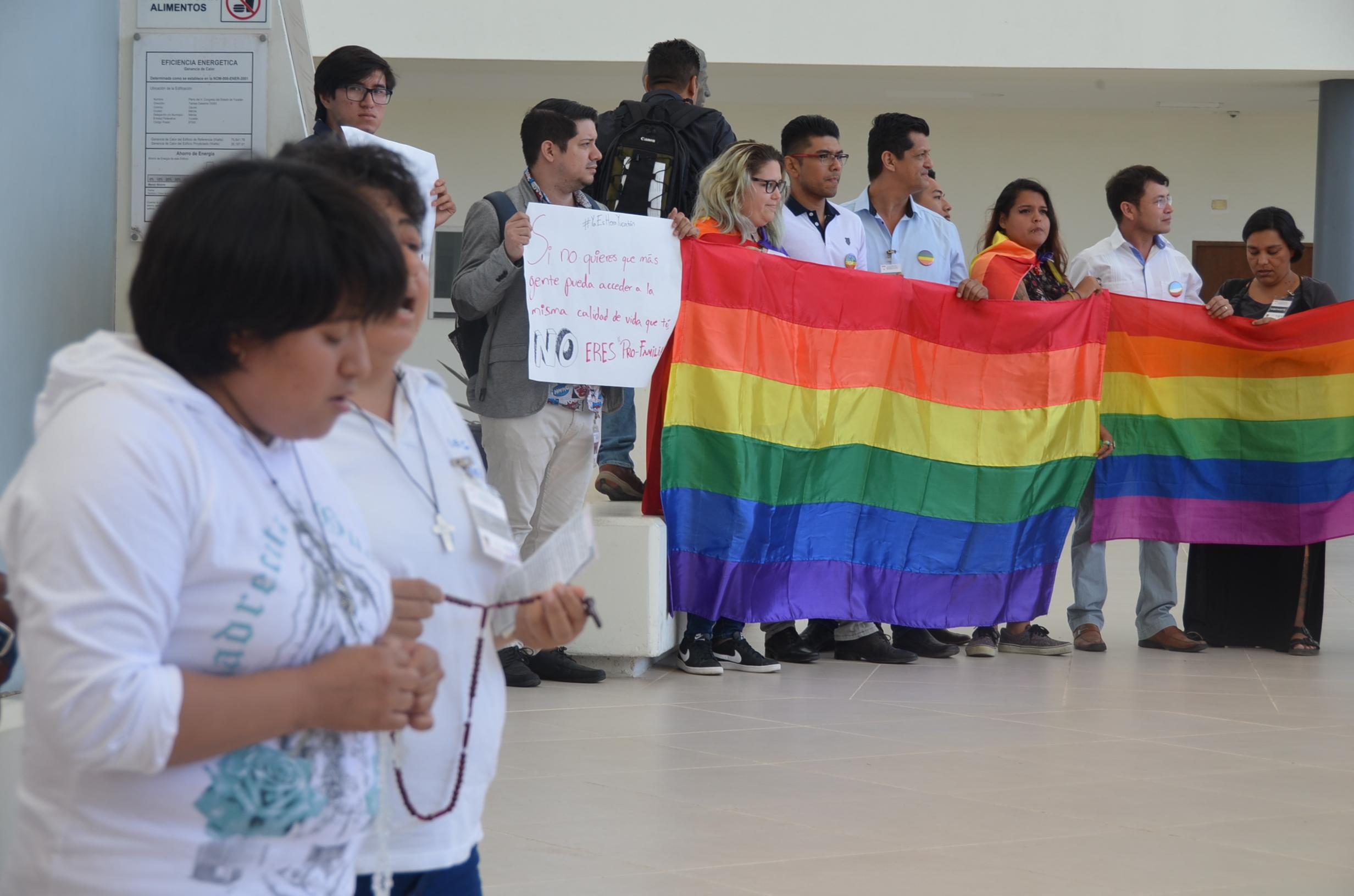Resultado de imagen para matrimonio igualitario yucatan cndh