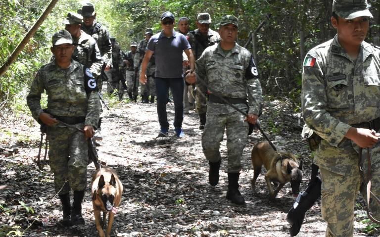 Continúa búsqueda de ciclistas desaparecidos en Quintana Roo (2) (1)