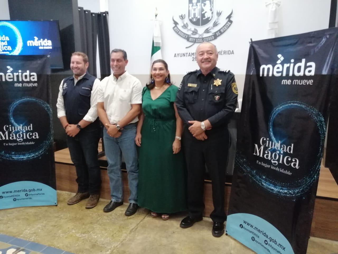 Mérida, con pista de hielo gratuita