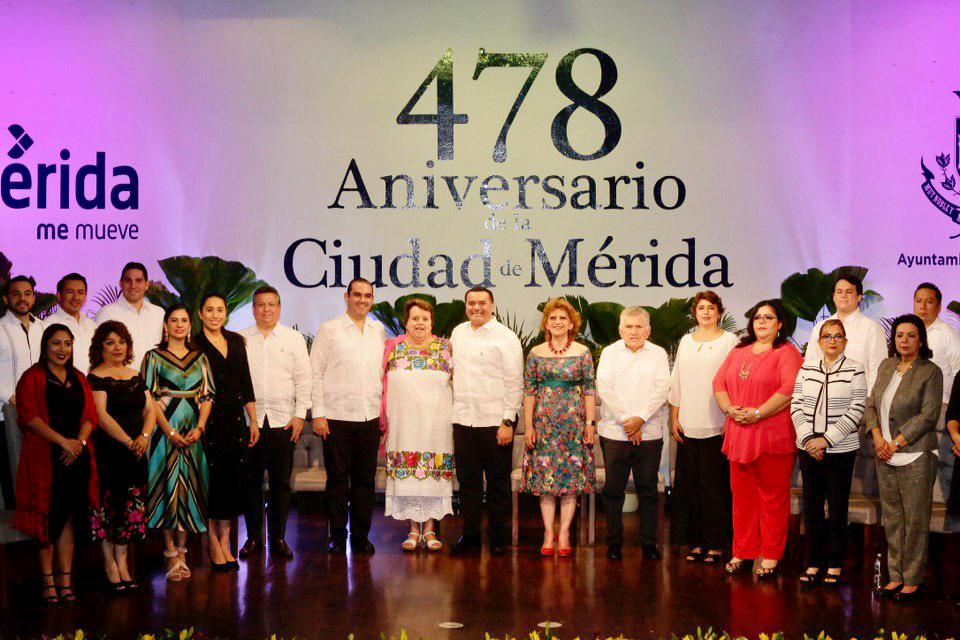 Mérida, pionera de la historia