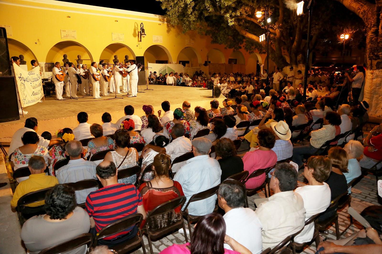 Cumple 55 años Serenata de Santa Lucía