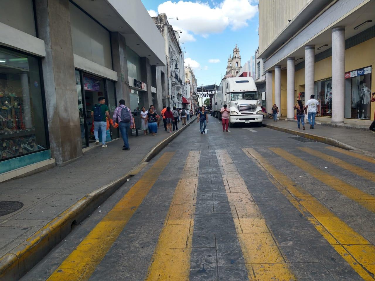 Inconforma a comerciantes cierre de calles