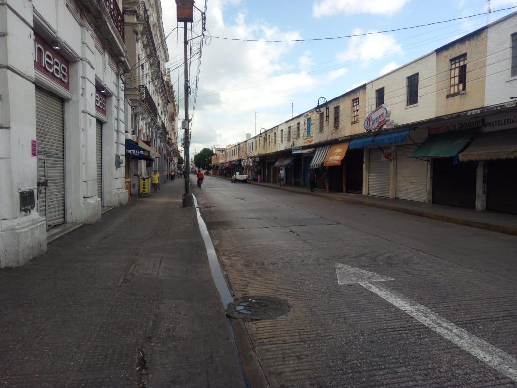 Reportan saldo blanco en el Centro Histórico