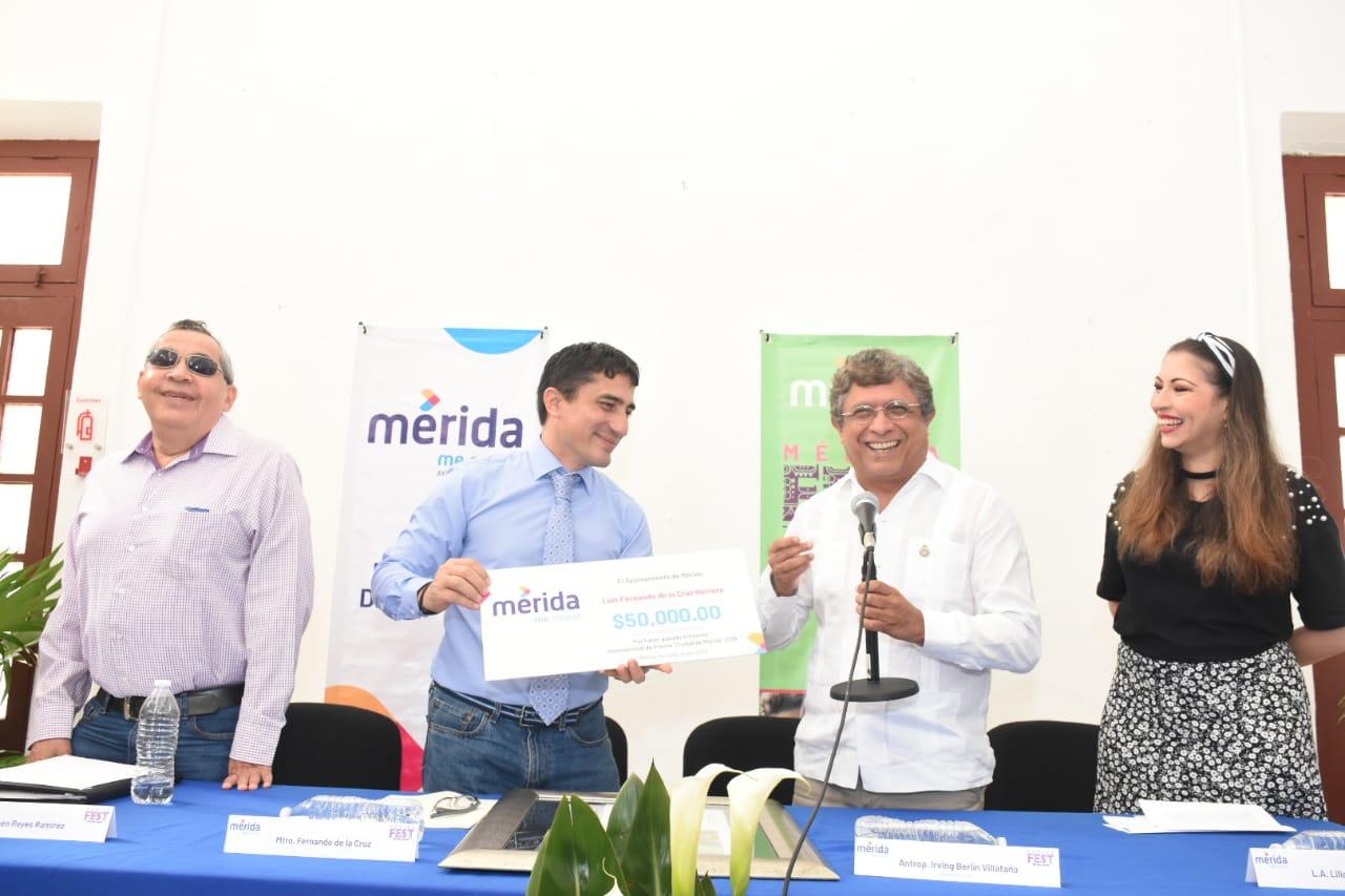 Música, teatro y poesía en el Mérida Fest