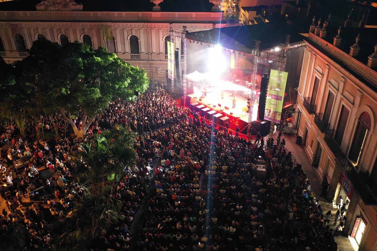 Mérida Fest congrega 80 mil personas